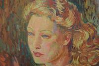 Paul Bret Agnès 1945 French Post Impressionist (5 of 8)