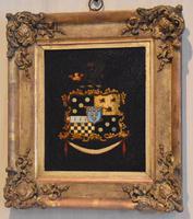 Late Georgian Heraldic Crest (3 of 6)