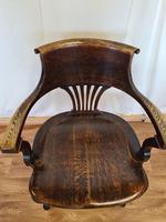 Oak Desk Chair (11 of 11)