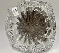 Art Nouveau French Glass Trinket Box c.1915 (2 of 7)