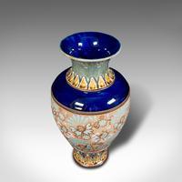 Antique Decorative Vase, English, Ceramic, Display, Art Nouveau, Edwardian, 1910 (7 of 12)