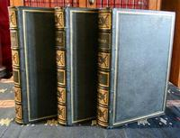 1850 Ireland,  Its Scenery & Character by Mr & Mrs Hall, Complete in 3 Fine Leather Volumes (3 of 9)