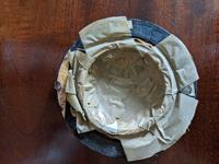 Victorian Prattware Pot Lid (2 of 2)