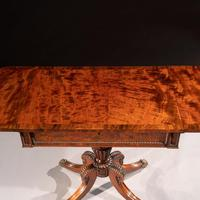 Fine Mahogany Sofa Table of Small Proportions William Trotter (11 of 15)