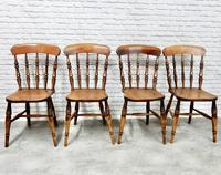 Set of 4 Windsor Kitchen/Dining Chair (3 of 6)