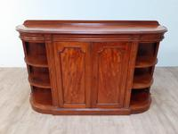 Victorian Mahogany Cupboard by Howard & Sons (7 of 7)