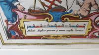 Johann Blaeu Map of Northumberland 1648 (3 of 6)