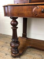Victorian Mahogany Duchess Dressing Table (12 of 21)