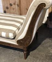 Antique French Chaise Lounge (3 of 11)