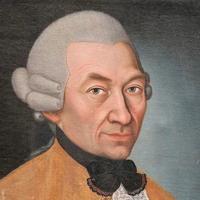 Georgian Portrait of a  Gentleman (2 of 3)
