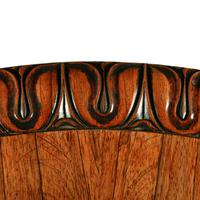 George IV Rosewood Centre Table (8 of 8)