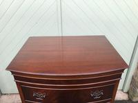 Antique Slim Mahogany Chest on Chest (2 of 7)