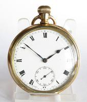 1920s Henry Sandoz Admiral Pocket Watch (2 of 5)