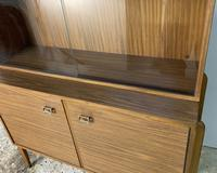 1960's English Mid Century Vintage Tall Sideboard (3 of 5)