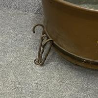 Antique Copper Cauldron (J1003A) (2 of 3)