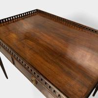 18th Century Mahogany Silver Table (11 of 11)