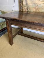 Late 19th Century Oak Farmhouse Table (5 of 7)