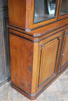 English Oak & Ebonised Bookcase c.1870 (5 of 8)