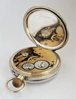 Antique Swiss Silver Pocket Watch 1900 (4 of 5)