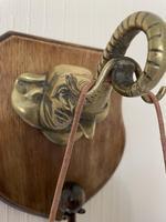 Wall Mounted Elephant Gong (2 of 4)