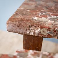 Pair of Marble Top Console Tables (7 of 10)