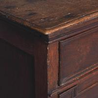 18th Century Jacobean Oak Chest of Drawers (5 of 10)