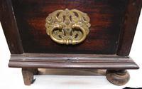 17th Century Portugese Casket Box - Walnut Jewellery Case (5 of 11)
