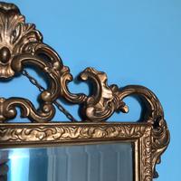 Victorian Gesso Wall Mirror (8 of 19)