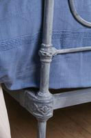 Lovely Rare All Iron Double Bed (8 of 8)