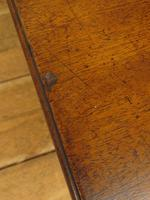 Antique Georgian Coaching Table, Regency Antique Occasional Fold Away Table (20 of 20)