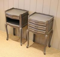 Pair of Painted Bedside Cabinets (8 of 11)