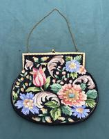 Vintage Tapestry Colourful Bag (3 of 3)