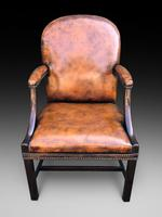 Pair of 20th Century Gainsborough Armchairs (2 of 4)