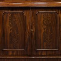 Antique Chiffonier, English, Mahogany, Sideboard, Cabinet, Victorian, Circa 1880 (8 of 12)