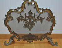 Antique French Rococo Fireguard (2 of 6)