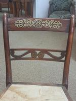 Pair of Brass Inlaid Chairs (4 of 9)
