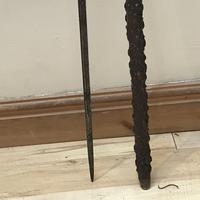 German Gentleman's Walking Stick / Sword Stick - Rare Item (15 of 16)