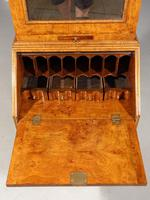Small Early 20th Century Queen Anne Style Cabinet (5 of 5)