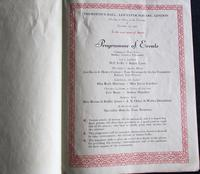 1939  Signed Snooker Tournament Souvenir Programme from Sunday 17th December 1939 & Signed by Numerous Sport Stars & Celebrities (3 of 4)