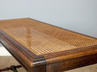 19th Century Cane Bench (6 of 6)