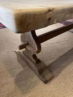 Rustic Refectory Table (8 of 9)