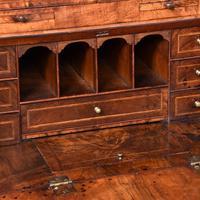 George I Walnut Bureau Bookcase c.1724 (10 of 19)