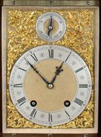 Fine Quality Burr Walnut Bracket / Mantel Clock by Lenzkirch (2 of 15)