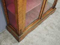 Matched Pair of Victorian Display Cabinets (5 of 17)