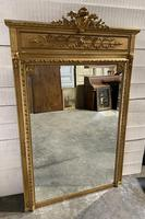 Large French Gilt Wall Mirror (6 of 15)