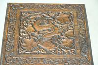 Small Eastern Carved Side Table (4 of 11)