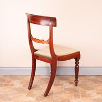 Set of Eight 19th Century Mahogany Dining Chairs (7 of 26)