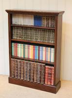 Oak Open Bookcase (7 of 11)