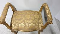 Excellent Quality Louis XV Stool (5 of 13)
