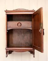 Oak Wall Cabinet (4 of 9)